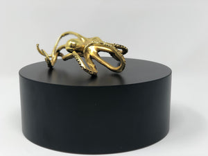 Decorative | Gold Octopus - Roughan Home