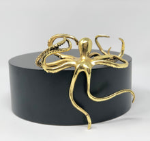 Load image into Gallery viewer, Decorative | Gold Octopus - Roughan Home