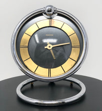 Load image into Gallery viewer, Hermes | Desk Clock 1970's