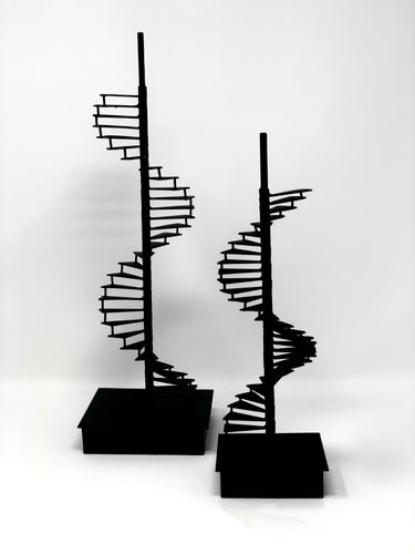 Iron | Architectural Staircase Model