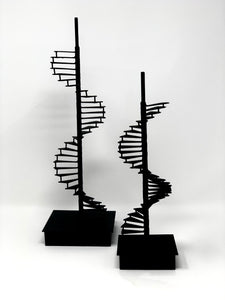 Iron | Architectural Staircase Model - Roughan Home