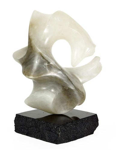 Michael Dayan | Alabaster Sculpture - Roughan Home