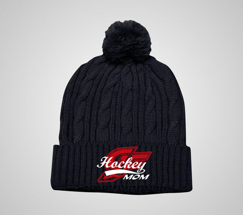 "GF Hockey ""Mom""  Beanie"