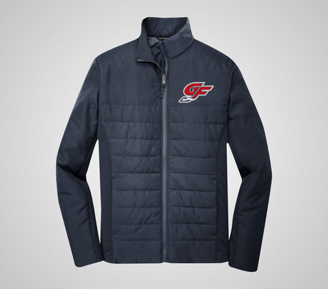 GF Hockey Insulated Hyrbid Jacket