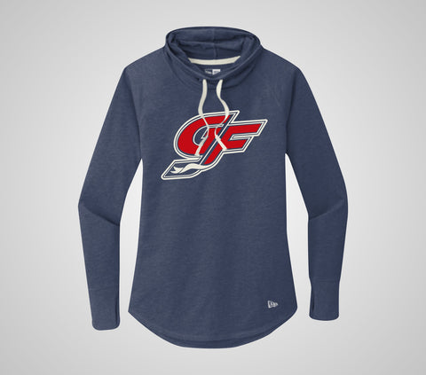 "GF Hockey New Era ""Logo"" Ladies Cowl Neck"