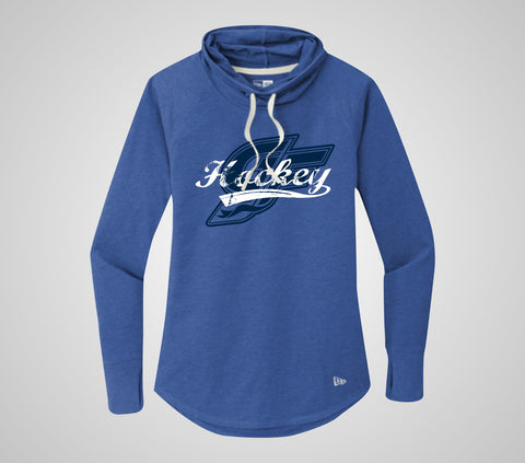 "GF Hockey New Era ""Varsity"" Ladies Cowl Neck"