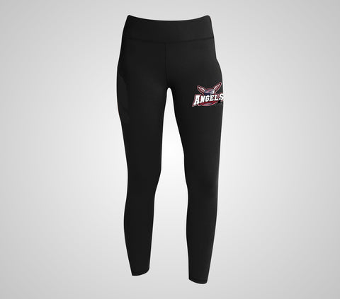 Angels Hockey Tournament Leggings