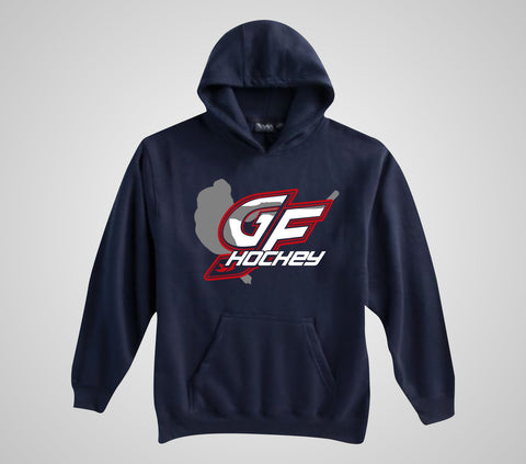"GF Hockey ""The Logo"" Youth Hoodie"