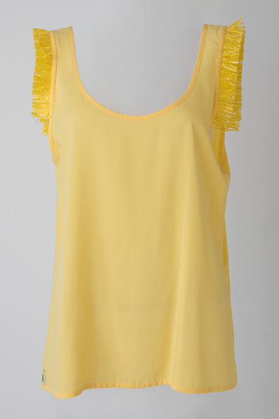 HAWAIIAN TOP - YELLOW