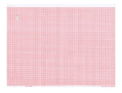 GE CardioSmart #7486631 MAC1200 Full Grid Chart Paper - fhmedicalservices