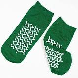 Dynarex #2191 Double Sided Slipper Socks Size Medium
