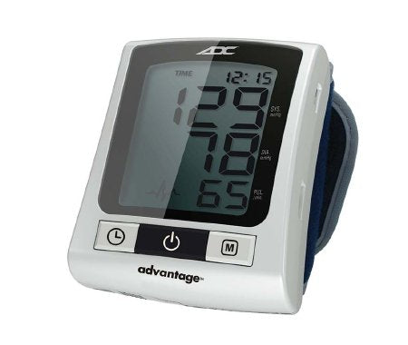 Blood Pressure Monitor Advantage™ Desk Model Adult Size Wrist #6015N - fhmedicalservices