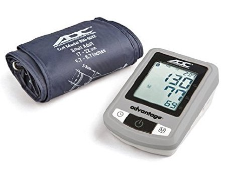 Blood Pressure Monitor Advantage™ Desk Model 1-Tube Small Adult Size Arm #6021NSA - fhmedicalservices