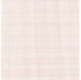 Burdick Mortara #7868 LE/LEII Standard Red Grid Chart Paper