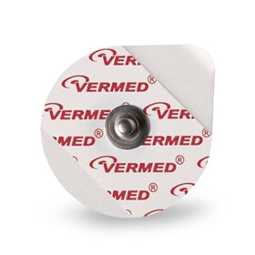 VERMED #A10005-60 PERFORMANCE PLUS STRESS AND HOLTER FOAM ELECTRODE