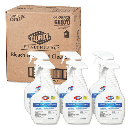 Clorox Bleach Germicidal Cleaner, 32 oz.  #68970