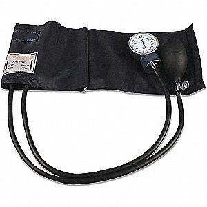 DYNAREX 2-TUBE ANEROID SPHYGMOMANOMETER / Large #7108 - fhmedicalservices