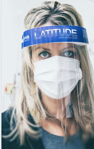 Vermed Latitude Protective Face Shield #SB0741