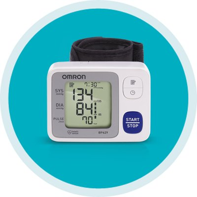 Blood Pressure Monitor 3 Series™ Desk Model Wrist #BP629N - fhmedicalservices