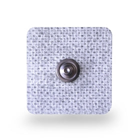 VERMED #A10042-60 TENDERTRODE PEDIATRIC SQUARE CLOTH ELECTRODE