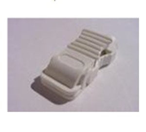 Welch Allyn #9325-001-50 Alligator Clip Adapter 4 mm