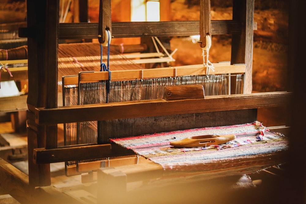 Journey of Looms and their weaving story!