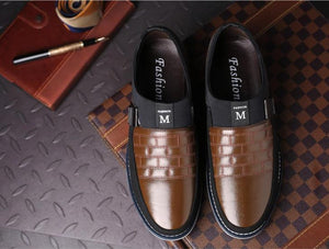 Men's Genuine Leather Moccasins