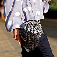 Tassel Evening Bag