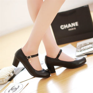 Open image in slideshow, Mary Janes Pumps