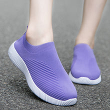 Load image into Gallery viewer, Mesh Platform Sock Sneakers