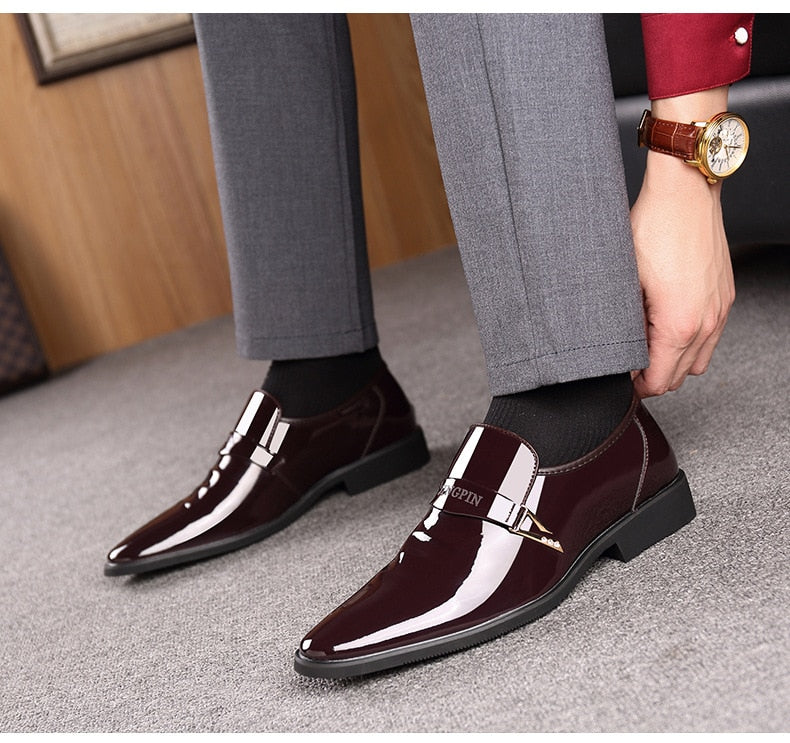 Men's Elegant Dress Shoes