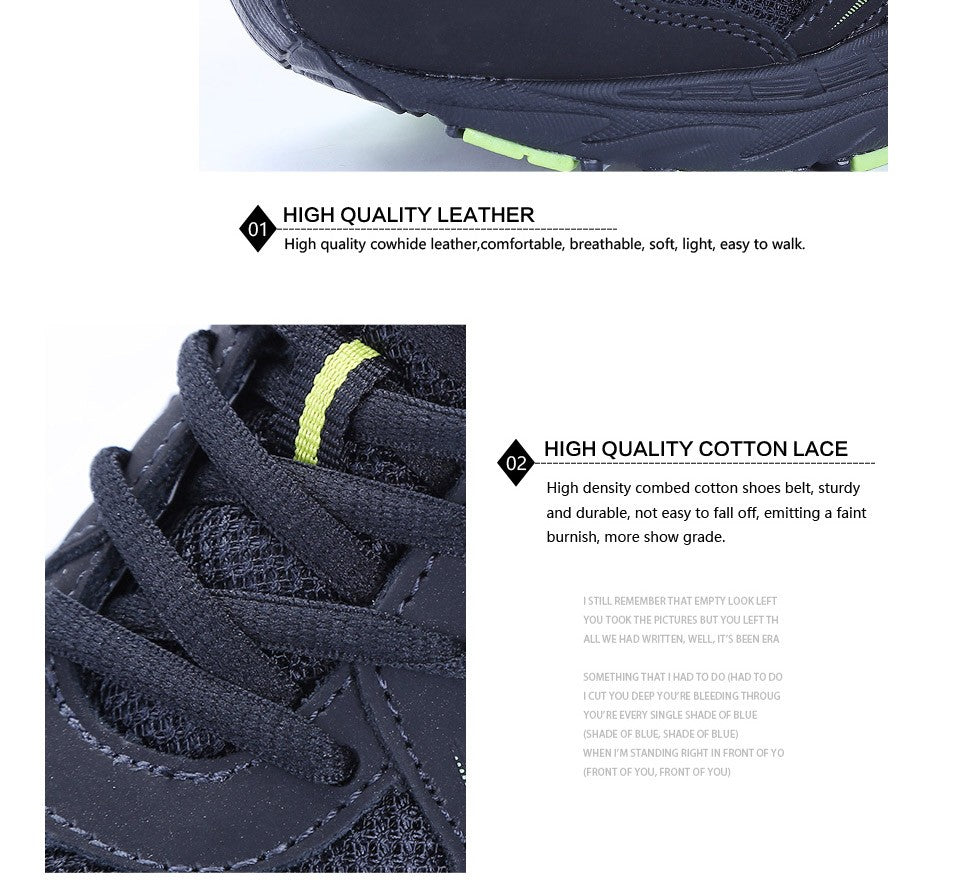 Men's Running Walking Sneakers