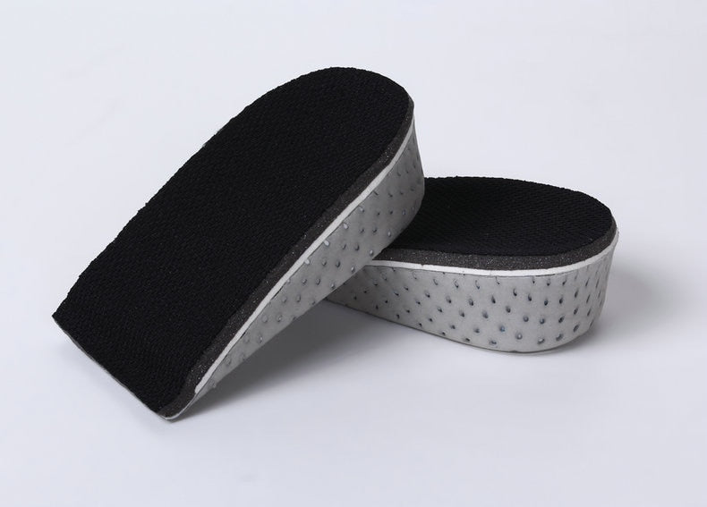 Height Increase Memory Cotton Shoe Insoles