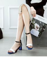 Ankle Wrap Sandals