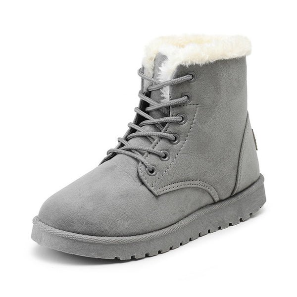 Women's Warm Snow Boots