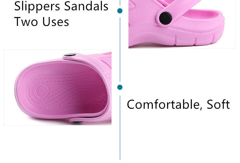 Women's Anti-Skid Clogs