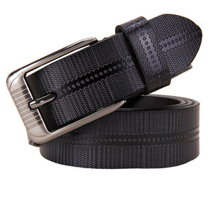 Open image in slideshow, Genuine Leather Belt