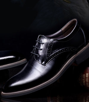 Open image in slideshow, Genuine Leather Oxford Shoes