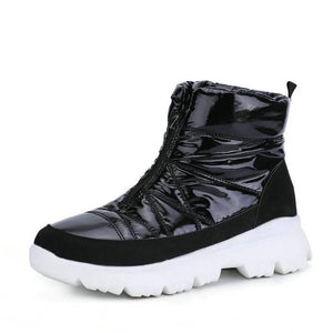 Open image in slideshow, Waterproof Non-Slip Winter Boots
