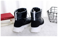 Short Non-Slip Winter Boots