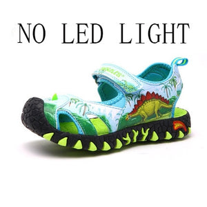 Open image in slideshow, 3D LED Disonaur Sandals