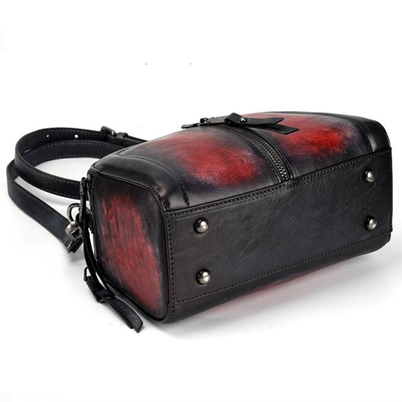 Genuine Leather Vintage Bag