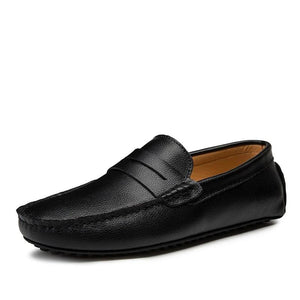Open image in slideshow, Genuine Leather Loafers