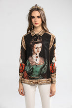 Load image into Gallery viewer, Vintage Long Sleeve Blouse