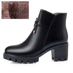 Open image in slideshow, Non-Slip Ankle Boots