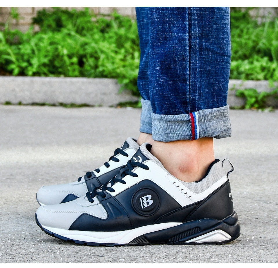Lightweight Men's Jogging Running Sneakers