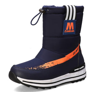 Open image in slideshow, Platform Snow Boots