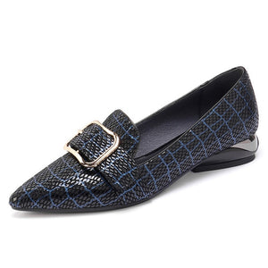 Open image in slideshow, Genuine Leather Slip-on Loafers