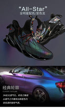 Load image into Gallery viewer, Men's Reflective Sneakers