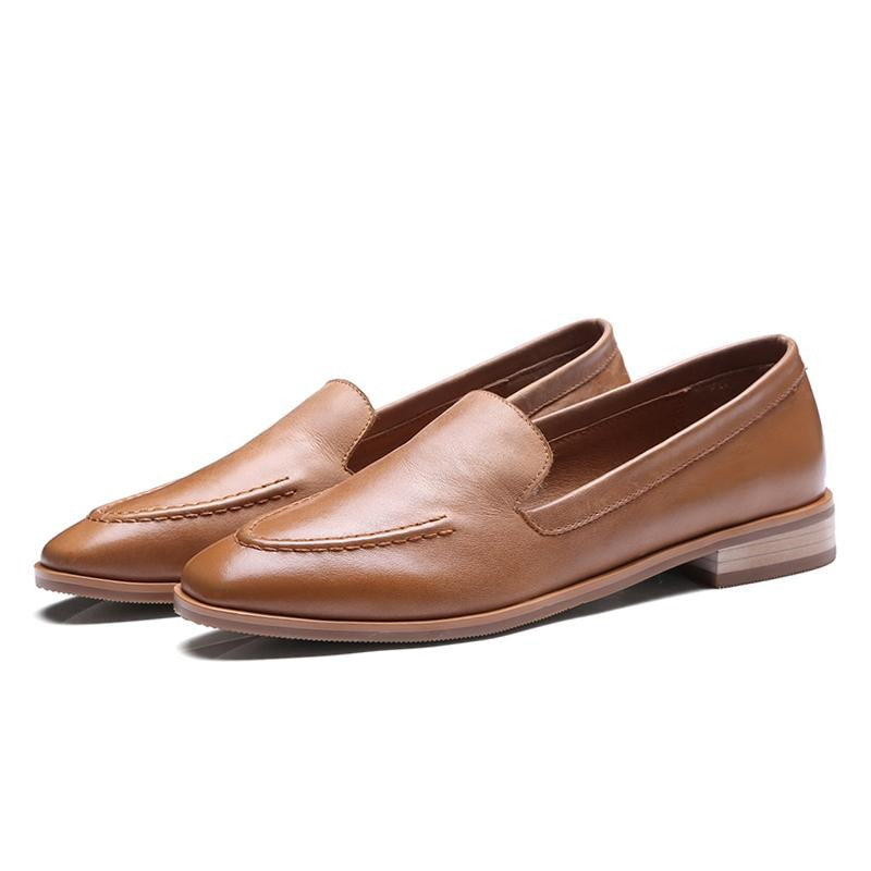 Genuine Leather Loafers